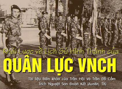 Sứ mệnh lịch sử của Quân lực Việt Nam Cộng Hòa